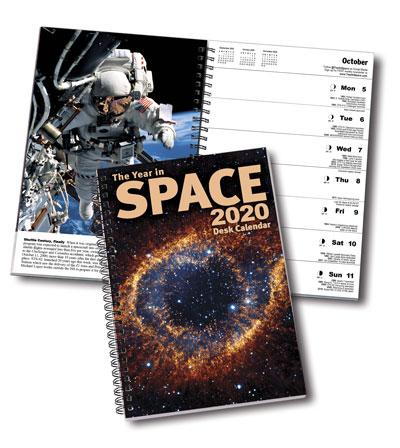 year in space calendar