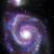 December 21, 2020 - All Eyes on M51